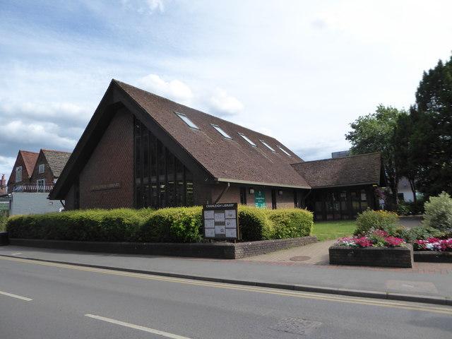 Cranleigh Library