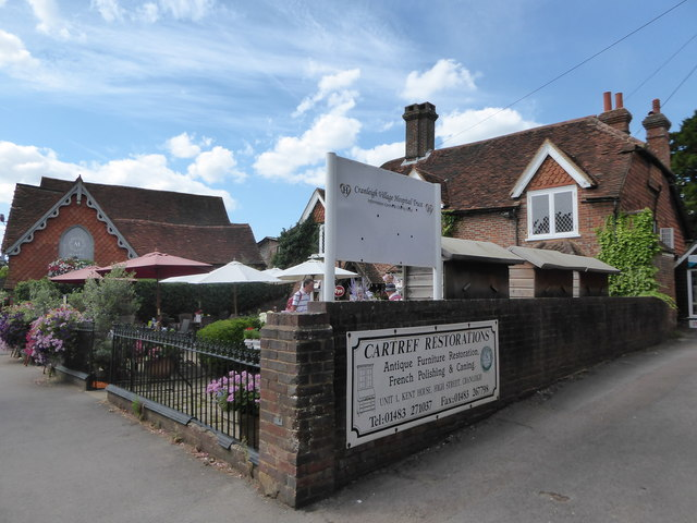 Cranleigh Village Hospital Trust