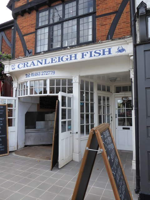 Cranleigh Fish, High Street