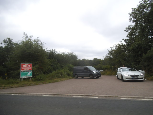 Field entrance on Dunstable Road, Redbourn
