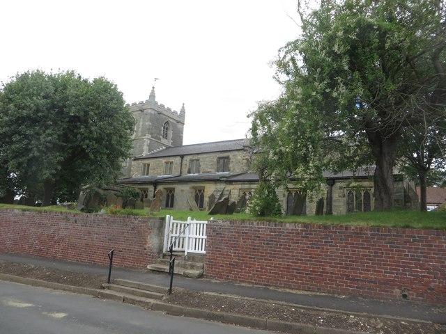 Parish Church, Flamborough