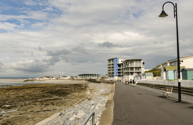 The Promenade, Westward Ho!