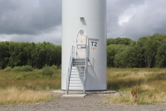 The door to wind power!