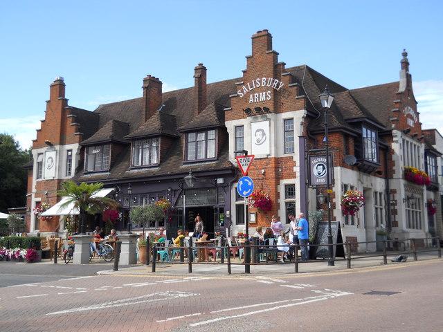 Salisbury Arms, Winchmore Hill