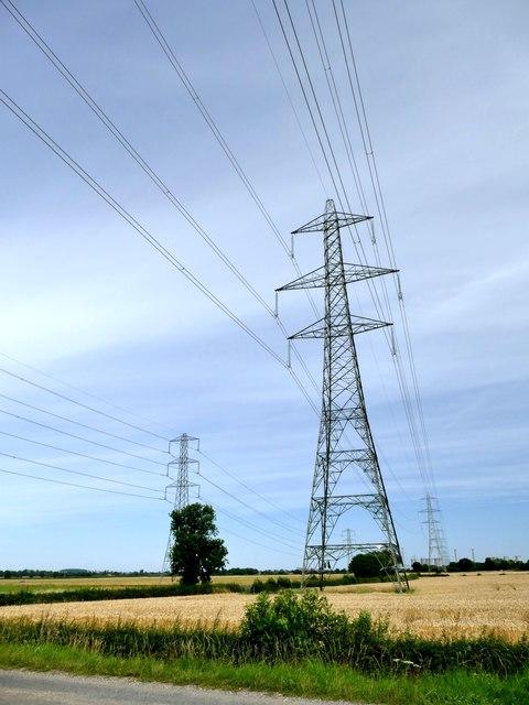 A walk around Cottam power stations (2)