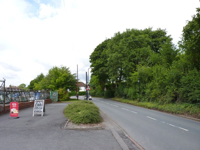 Alcester Road, Burcot, Worcestershire