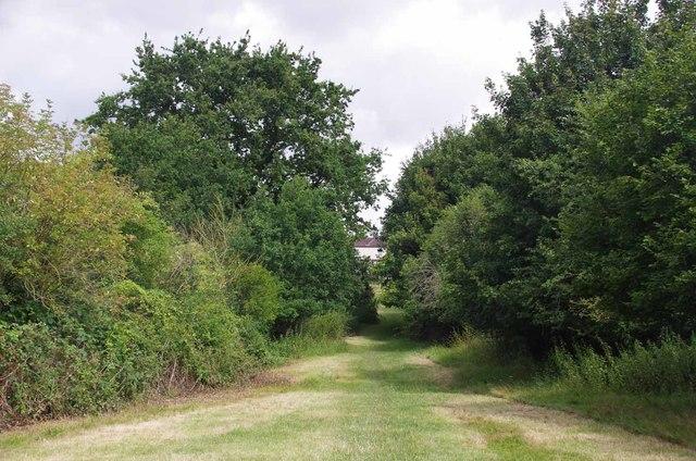 The Path to Breach Barns