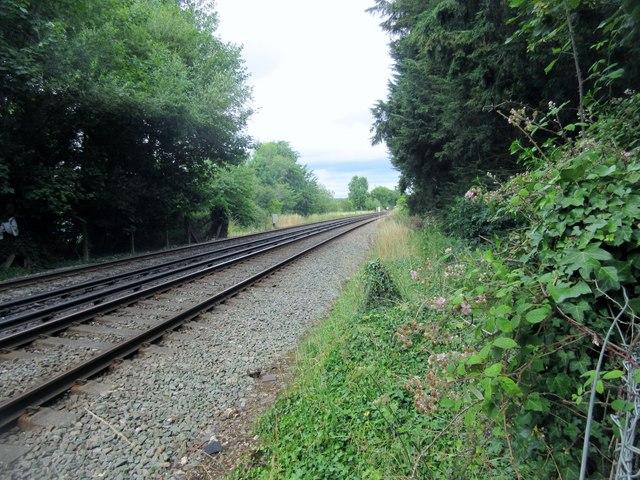 South Western Main Line to London Waterloo