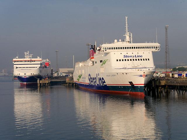Stena Line Ferry Terminal, Belfast Harbour