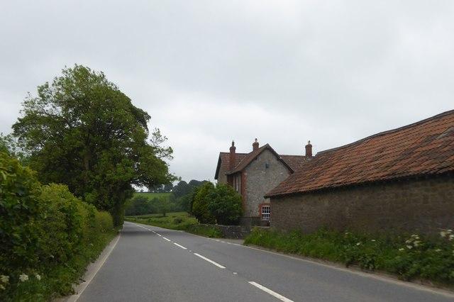 Batts Farm on A37