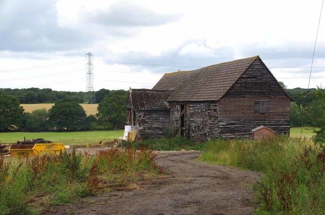 Fernhall Farm Barn