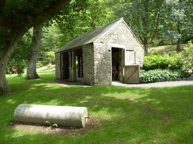 The Linhay - RHS Rosemoor