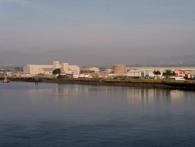 Belfast Harbour, Herdman Channel