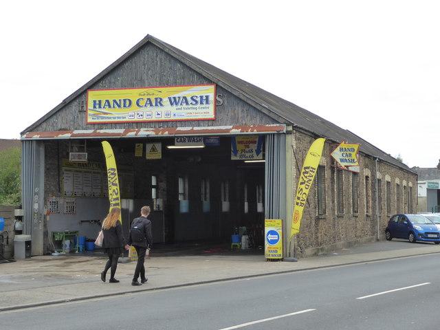 Former railway building Bideford