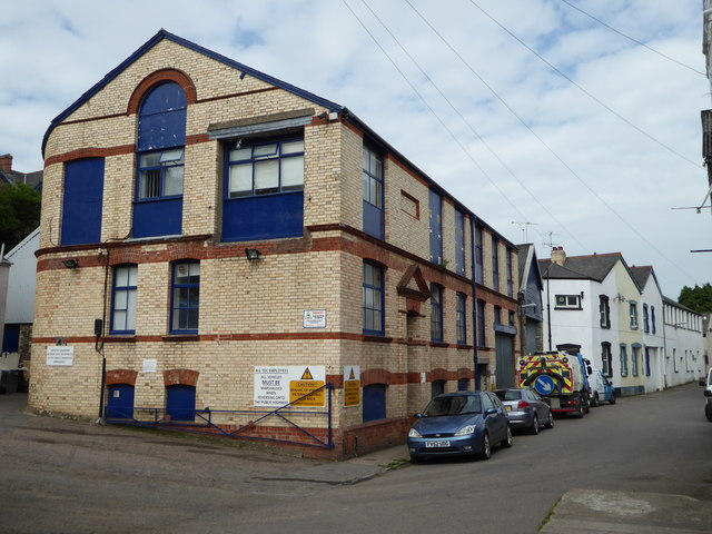 Former collar factory - Bideford