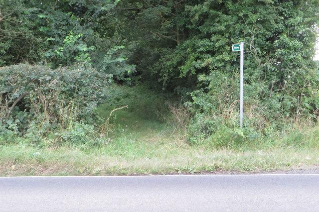 Bridleway to Radstone