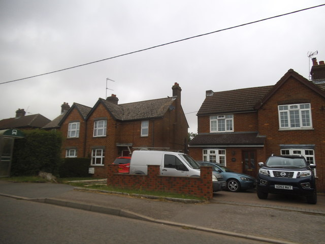 Houses on The Common, Kensworth