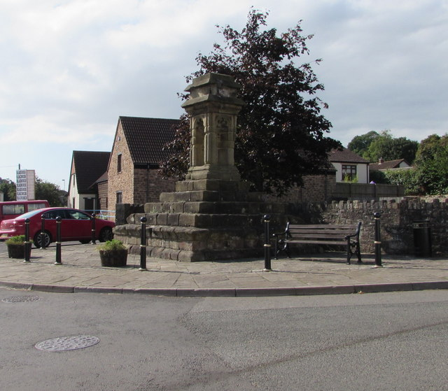 Medieval Market Cross, Aylburton