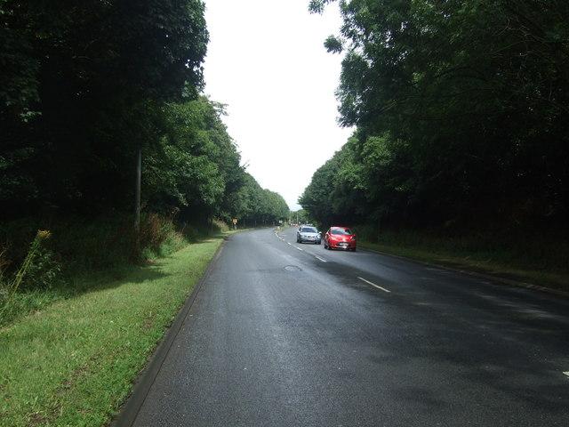 Stoke Road (A38), Bromsgrove