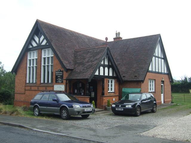 Blackwell Methodist Hall
