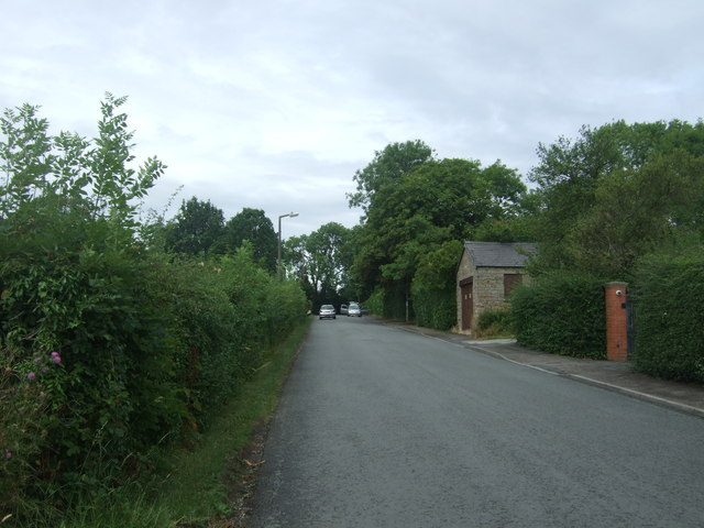 St Catherine's Road, Blackwell