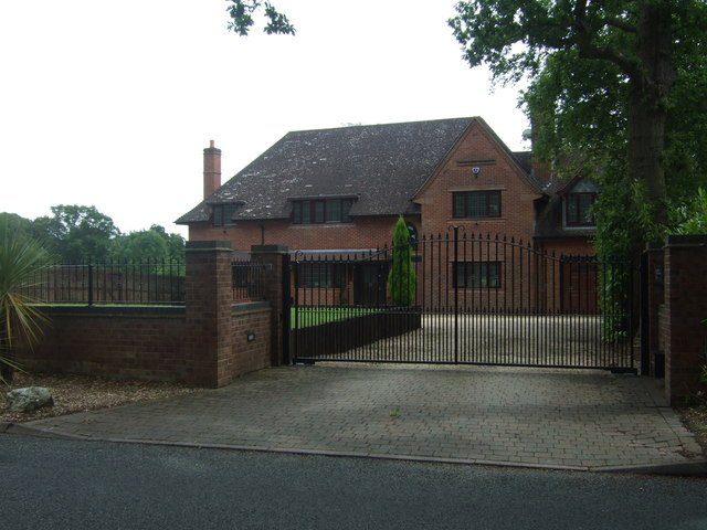 House on Linthurst Road