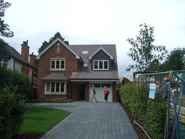 New housing development off Twatling Road