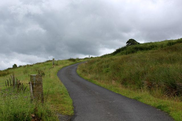 Access from Hagg's Hall Farm