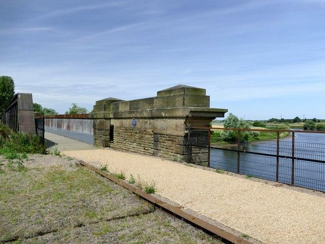 On Torksey Viaduct