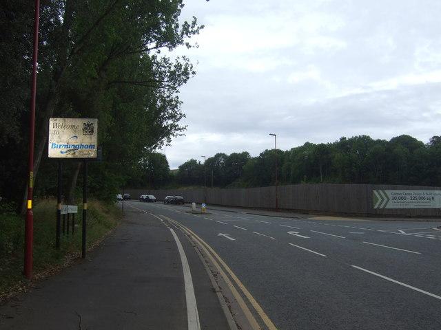 Welcome to Birmingham