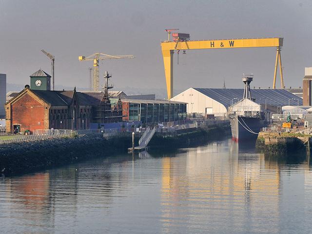 Alexandra Dock, Belfast Harbour