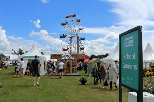 Ferris Wheel at Tatton Park