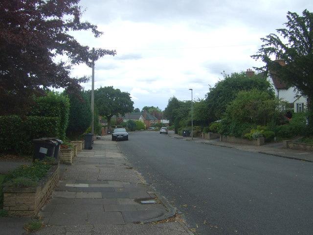 Beaks Hill Road, Kings Norton