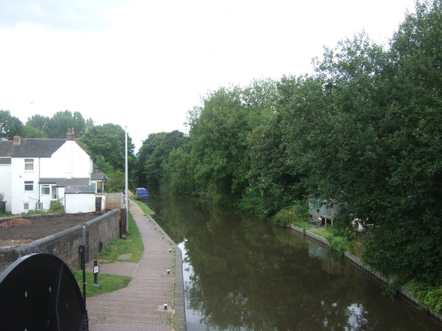 Worcester and Birmingham Canal, King's Norton