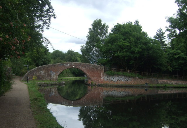 Bridge 72, Junction Bridge, Worcester and Birmingham Canal