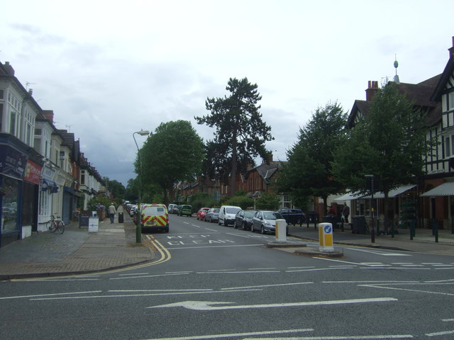 Mary Vale Road, Bournville