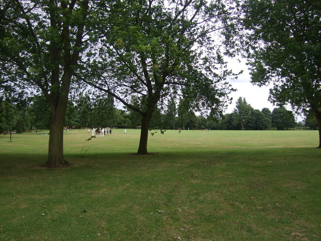 Recreation ground, Selly Park