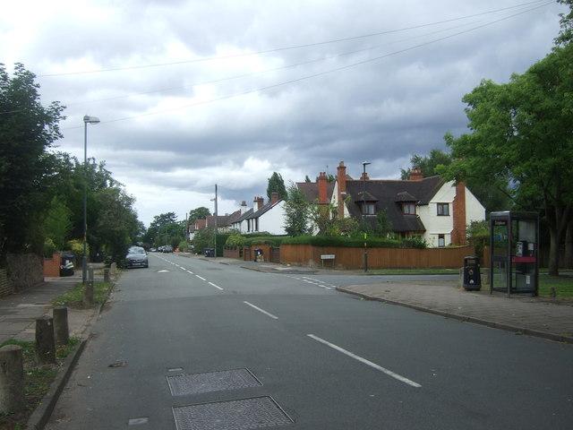 Elmdon Road, Selly Park