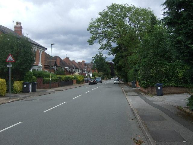 Oakfield Road