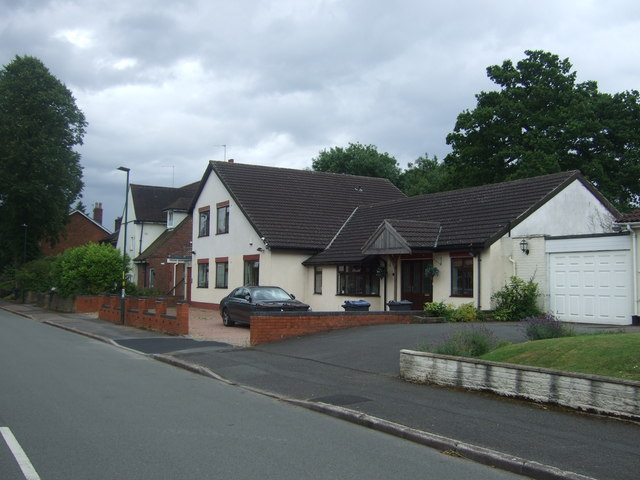 Houses on Oakfield Road