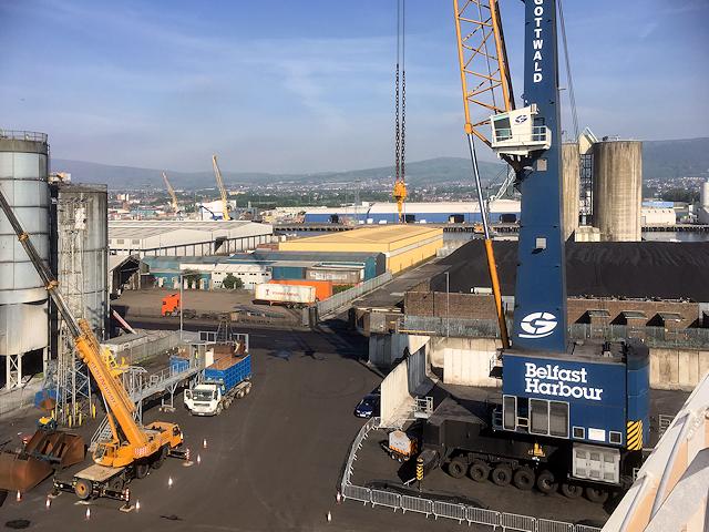 Stormont Wharf, Belfast