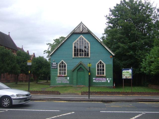 Church Hall, St Mary & St Ambrose