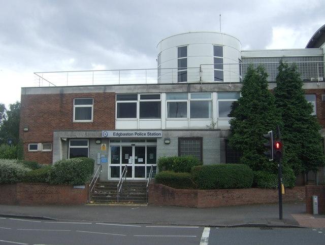 Edgbaston Police Station