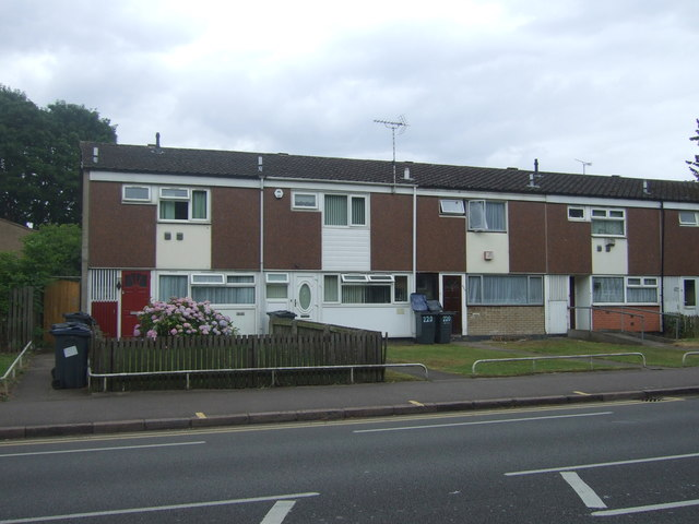 Houses on Sherlock Street