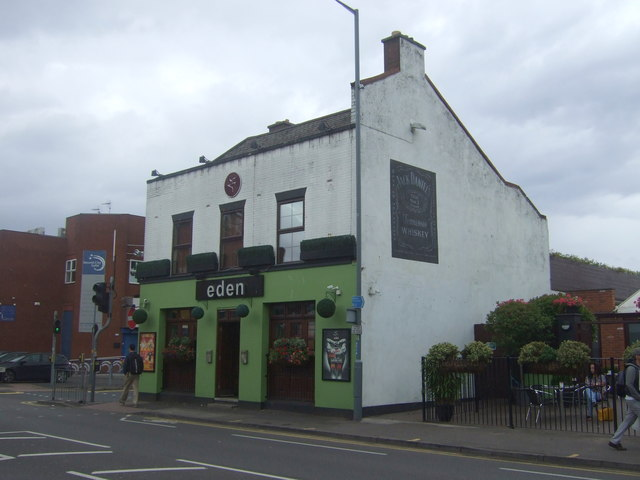 The Eden Bar