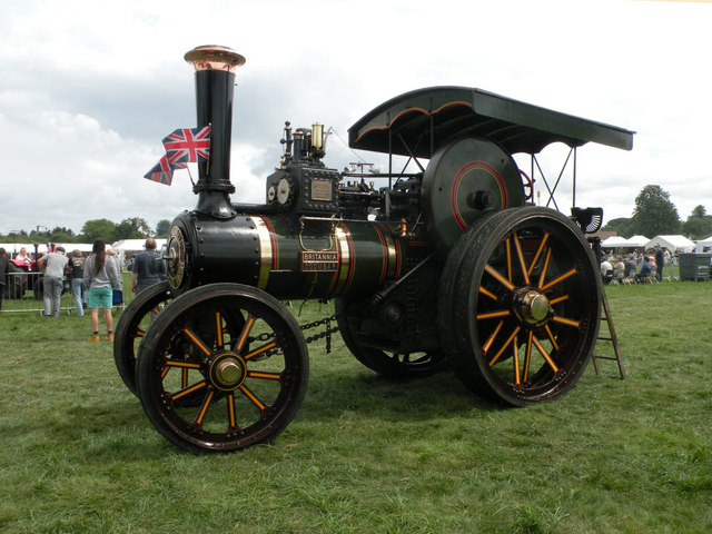 Cambridgeshire Steam Rally 2017 (4)