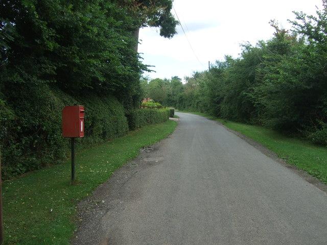 Hadzor Lane, Hadzor