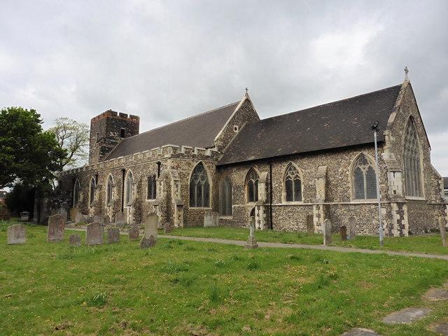 Northfleet, St Botolph
