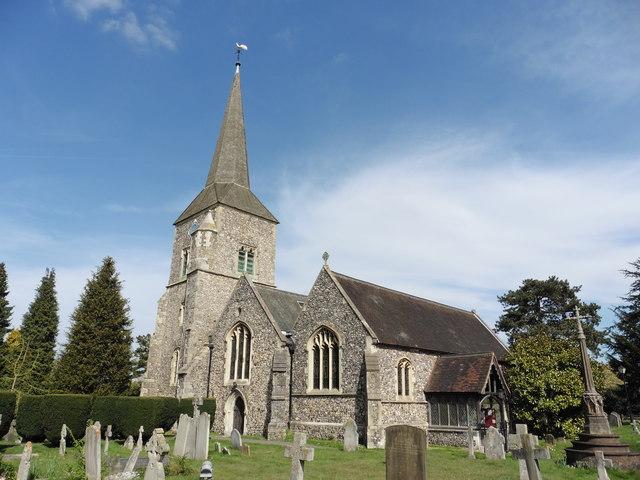 Chislehurst, St Nicholas