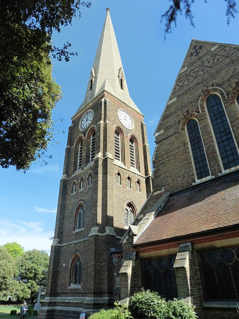Erith, Christ Church